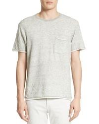 rag & bone Tripp Cotton Wool T Shirt