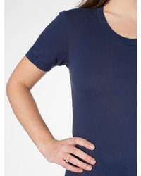 2e6db94f89c8 ... American Apparel Unisex Sheer Jersey Loose Crew Summer T Shirt ...