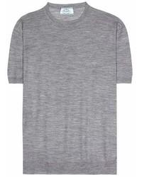 Prada Virgin Wool T Shirt