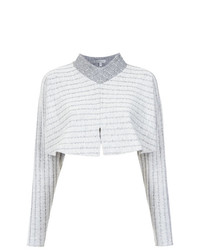 Alcaçuz Calixto Cropped Blouse