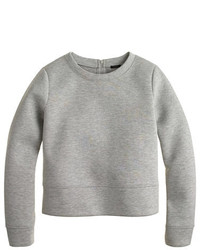 J.Crew Cropped Surf Sweatshirt