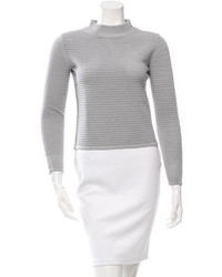 Tabula Rasa Misiri Cropped Sweater W Tags