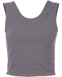 No ka oi cropped fitness tank top medium 6698034