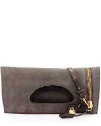 Grey Crossbody Bag
