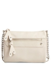 Double Stud Crossbody Bag Grey