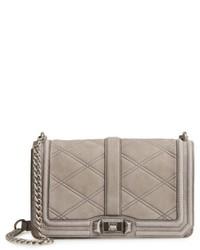 Love nubuck crossbody bag medium 4913137