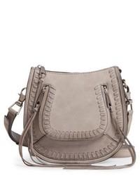 Rebecca Minkoff Mini Vanity Saddle Bag Red