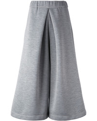 MM6 MAISON MARGIELA Wide Leg Cropped Pants