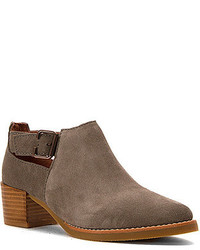 Heeled buckle bootie medium 1054311