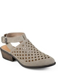 Journee Collection Shilo Wrap Shoes