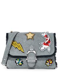 Sam Edelman Asher Shoulder Bag With Fringe