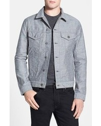 Men's Grey Denim Jackets by J Brand | Men's Fashion