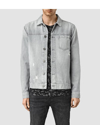 AllSaints Slurr Tochigi Denim Jacket