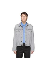 Acne Studios Grey Denim 1998 Jacket