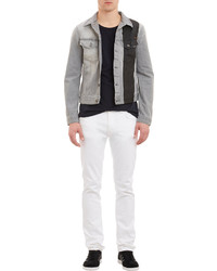 Nudie Jeans Nudie Denim Perry Jacket Grey