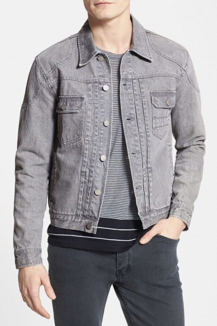 Surface to Air Gordon Slim Fit Denim Jacket | Where to buy & how ...