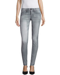 YMI Jeanswear Ymi Solid Denim Leggings Juniors