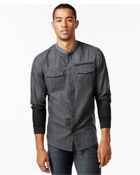 Sean John Denim Shirt Jacket