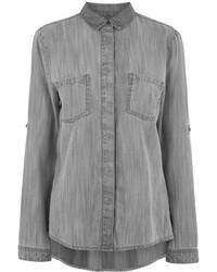 Oasis Tori Soft Denim Shirt