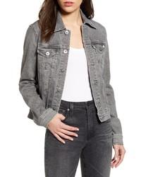 AG Robyn Crop Denim Jacket