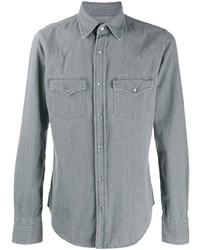 Tom Ford Western Denim Shirt