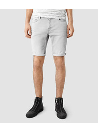 AllSaints Shade Switch Denim Shorts