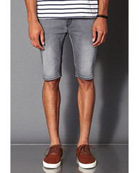 Men's Grey Shorts from Forever 21 | Men's Fashion