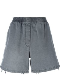 MM6 MAISON MARGIELA Oversized Denim Shorts