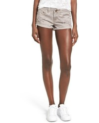 Owen cuffed denim shorts medium 1249690