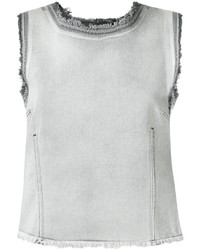 Golden Goose Deluxe Brand Denim Tank