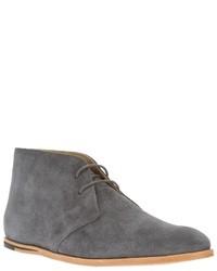 Grey desert boots original 1556655