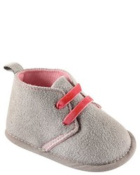 Luvable Friends Girls Desert Boots
