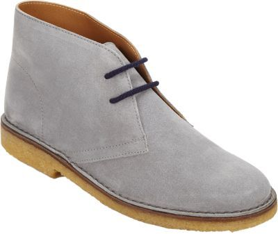 Barneys New York Suede Desert Chukka Boot | Where to buy & how to wear