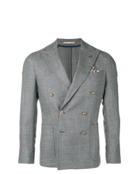 Paoloni Double Breasted Blazer
