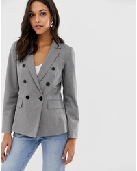 Emme Double Breasted Suit Jacket