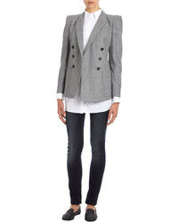 Boy By Band Of Outsiders Peaked Lapel Jacket