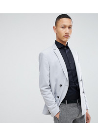 Noak Skinny Double Breasted Blazer
