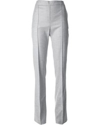 Women's Grey Dress Pants from farfetch.com | Women's Fashion