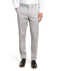 Nordstrom Men's Shop Athletic Fit Non Iron Chinos
