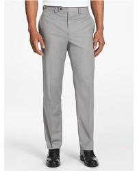 Calvin Klein Classic Fit Grey Dress Pants