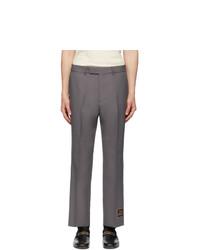 Gucci Grey Eterotopia Trousers
