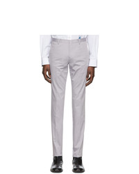 Paul Smith Grey Slim Chino Trousers
