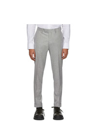 Tiger of Sweden Grey Tilman Trousers