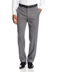 Haggar Gabardine Tailored Fit Flat Front Suit Separate Pant