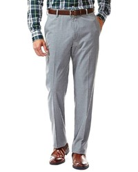 Men's Grey Dress Pants by Haggar | Men's Fashion