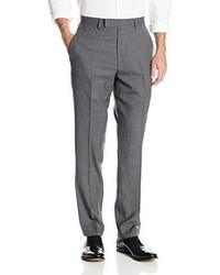 Louis Raphael Louis Raphl Reserve Modern Fit Flat Front Washable Wool Pant
