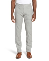 Zanella Noah Stretch Cotton Blend Trousers