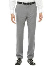 Claiborne Plaid Suit Pants Classic Fit