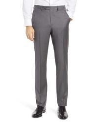 Santorelli Roma Wool Dress Pants