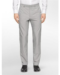 Calvin Klein Straight Fit End On End Suit Pants